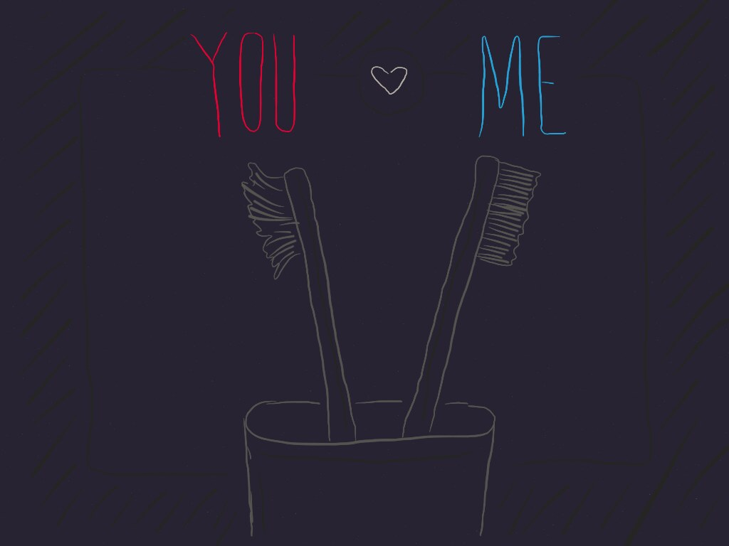 You & Me: Toothbrush