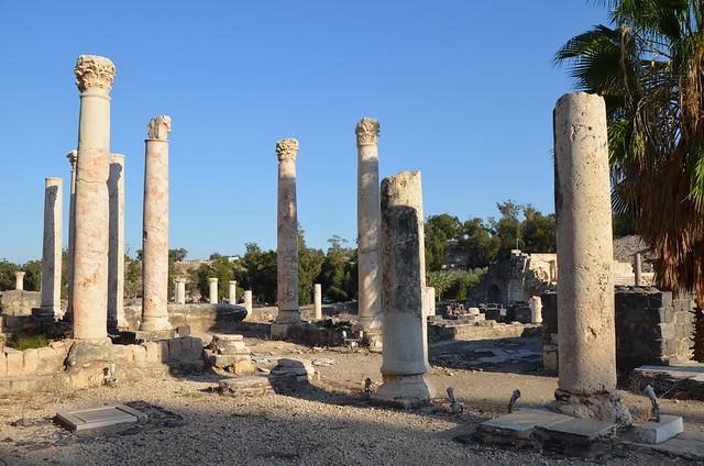 Scythopolis (Beth-She'an), Israel