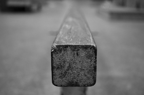 Skate Perspective: Flat Bar