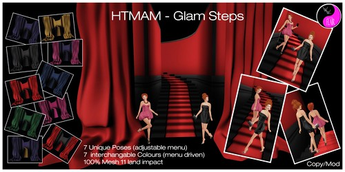 WWinx & Flair - HTMAM - Glam Steps