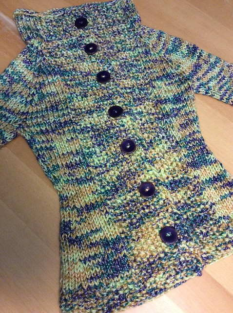 Katrine sweater for Safia