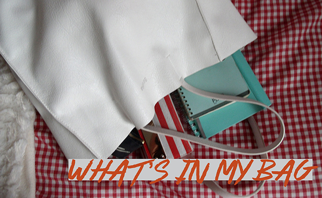 What'sInMyBag2014UNIedition