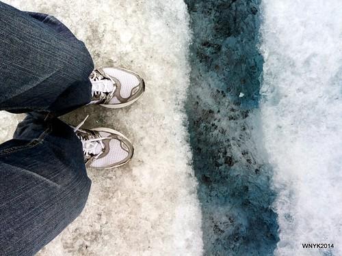 Eau du Glacier