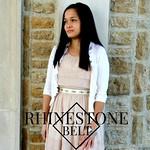 rhinestone belt