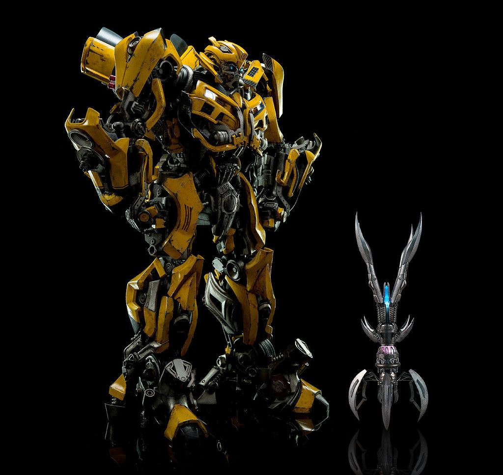 Review 3a threea transformers optimus prime dark of the moon dotm - Thread 3a Transformers Dotm Bumblebee Premium Scale Figure Announcement