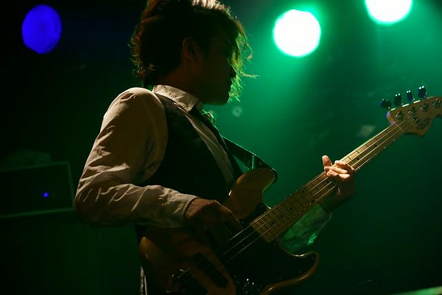Juz live at Outbreak, Tokyo, 09 Dec 2014. 060