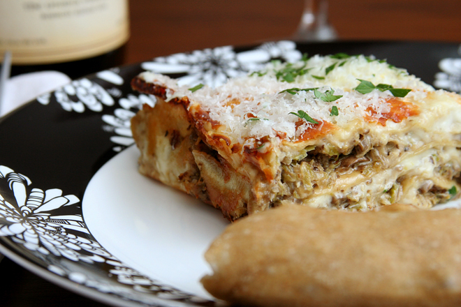 brussels sprouts lasagna 10