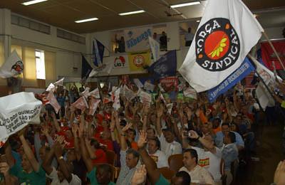 Centrais lançam Dia de Lutas pela Redução da Jornada