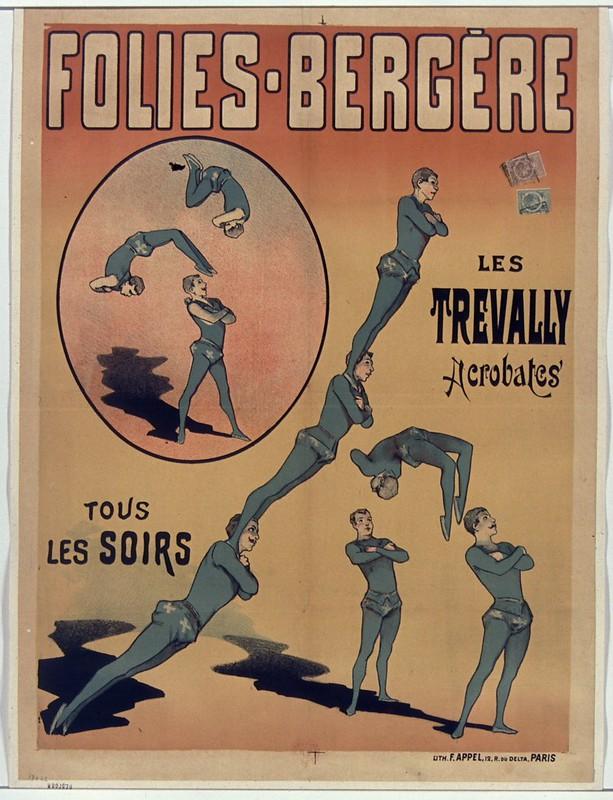 Les Trevally acrobates