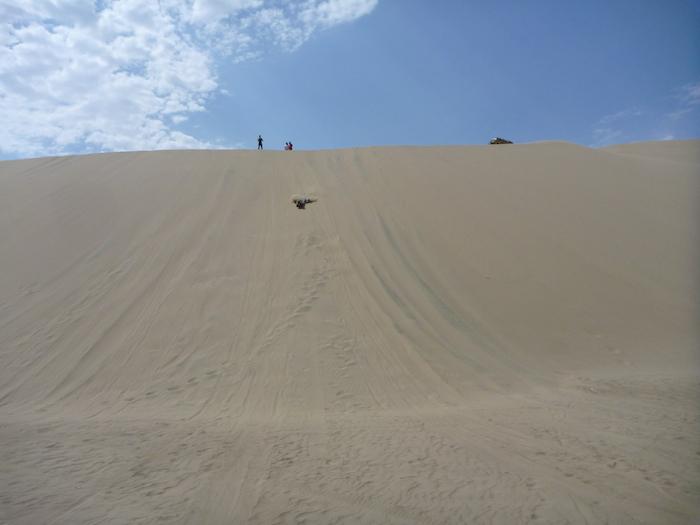 Sandboard perú