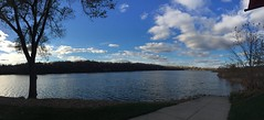 Chilly Fox River Panoramic
