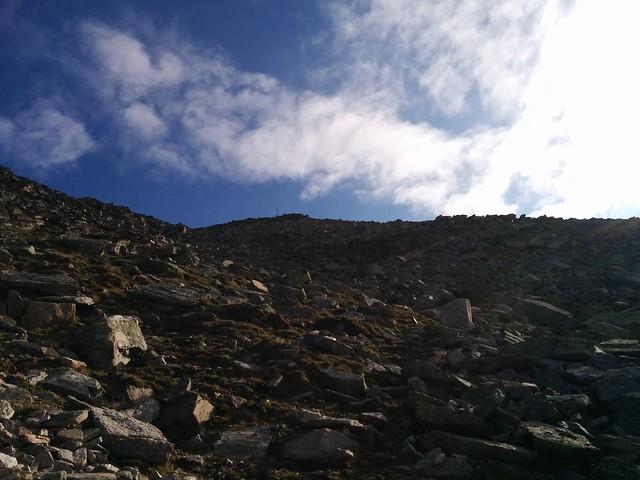 Gipfelaufstieg Vermoispitze 2.929 m Latsch, Vinschgau