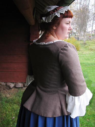 18th century common woman - 32