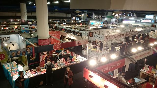 Salon du livre jeunesse de Montreuil 2014