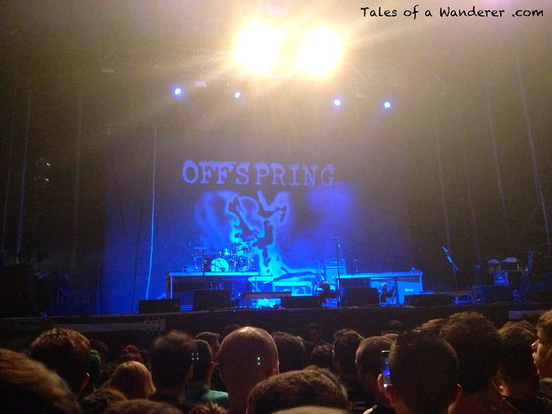 SAN SEBASTIÁN DE LOS REYES - Auditorio Municipal La Marina - (Neon Rocks - The Offspring)