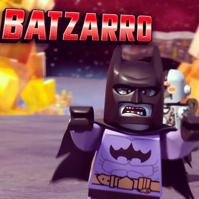 Lego Batman BATZARRO Minifigure new
