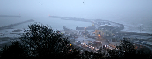 Stormy Dover