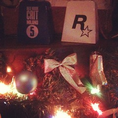 Wish you a happy, red and hook Xmas! #redhookcrit #fixedforum #seeyouin2015 #ciclismi