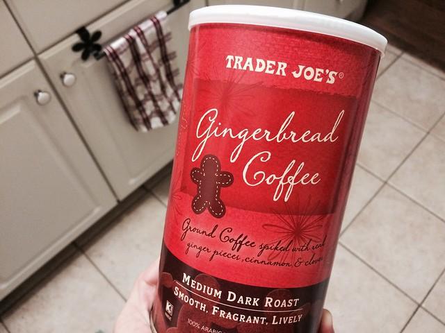 Photo of the week: Gingerbread coffee