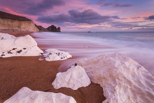 door sunset sea england cloud white colour coast movement rocks jake unitedkingdom head lee dorset pike filters jurassic bats pinks durdle westlulworth