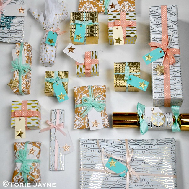 Gifts wrapped 1