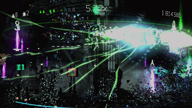 Resogun PS3 (1)