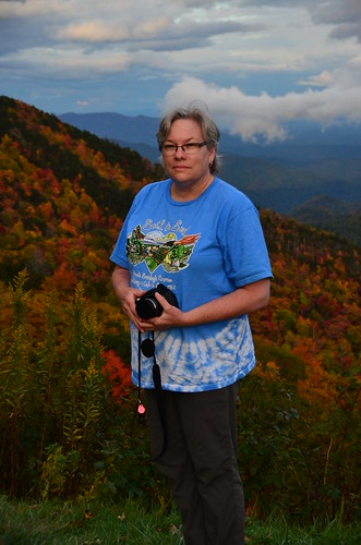 3. Irene on the BlueRidge Parkway