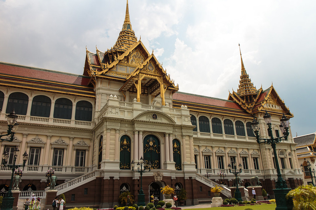 bangkok kings palace