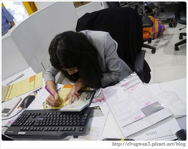泰國-清邁-Maya百貨-Naraya-曼谷包-退稅單-退稅教學-退稅流程-機場退稅-Vat Refund-Tax Free-Tax Refund-出入境表填寫-落地簽-泰國落地簽-落地簽注意事項-泰國機場-3-240-1