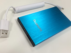 Lumsing Power Bank GC-930-6 Blue