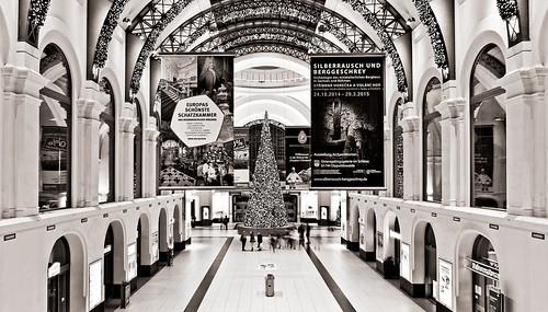 central station // dresden