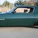 1973 Green Pontiac Trans Am For Sale by restoreamusclecar