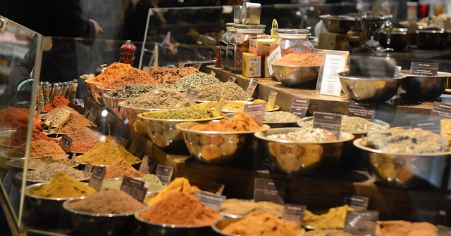 Chelsea Market spices