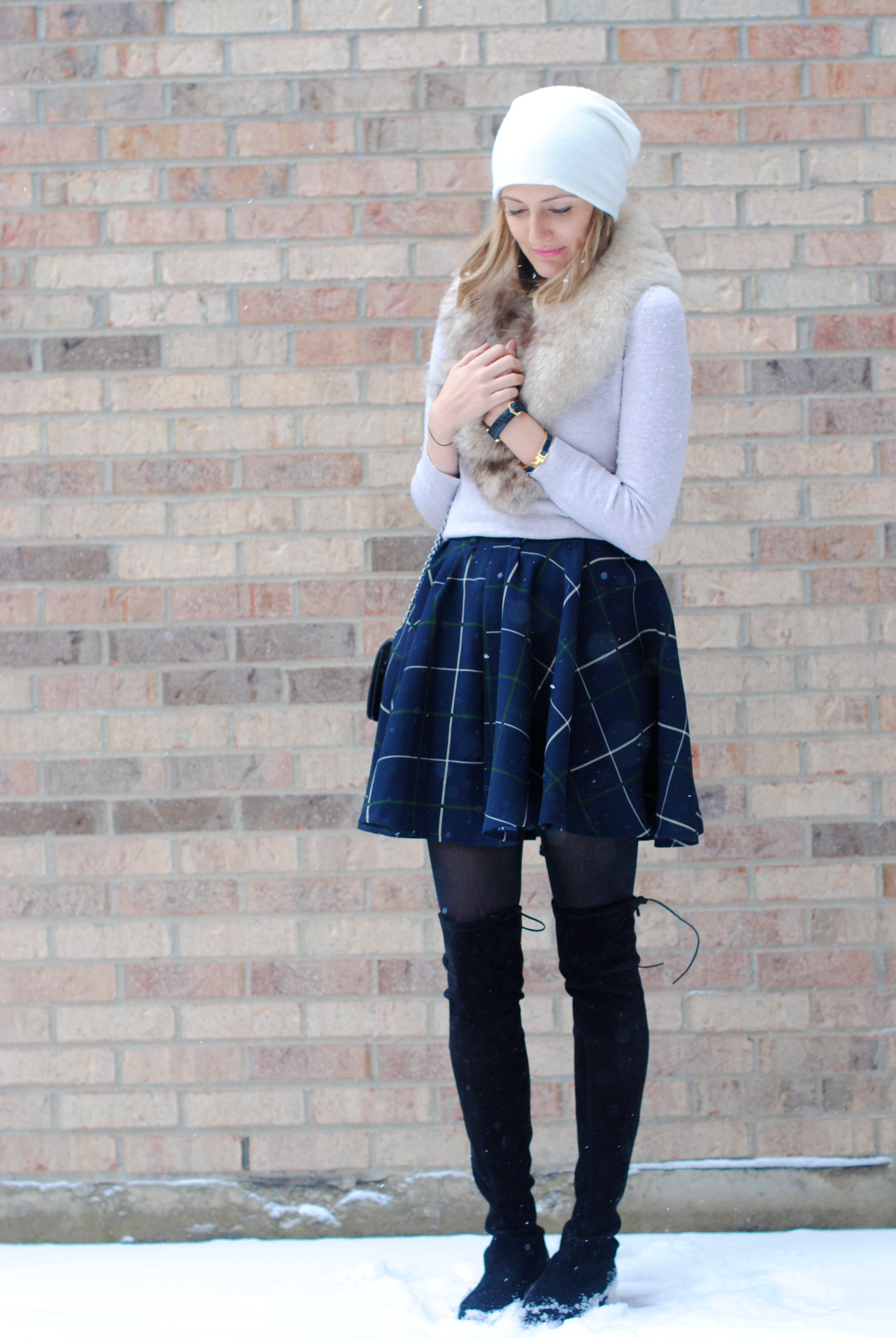Gossip Girl Winter Fashion Images