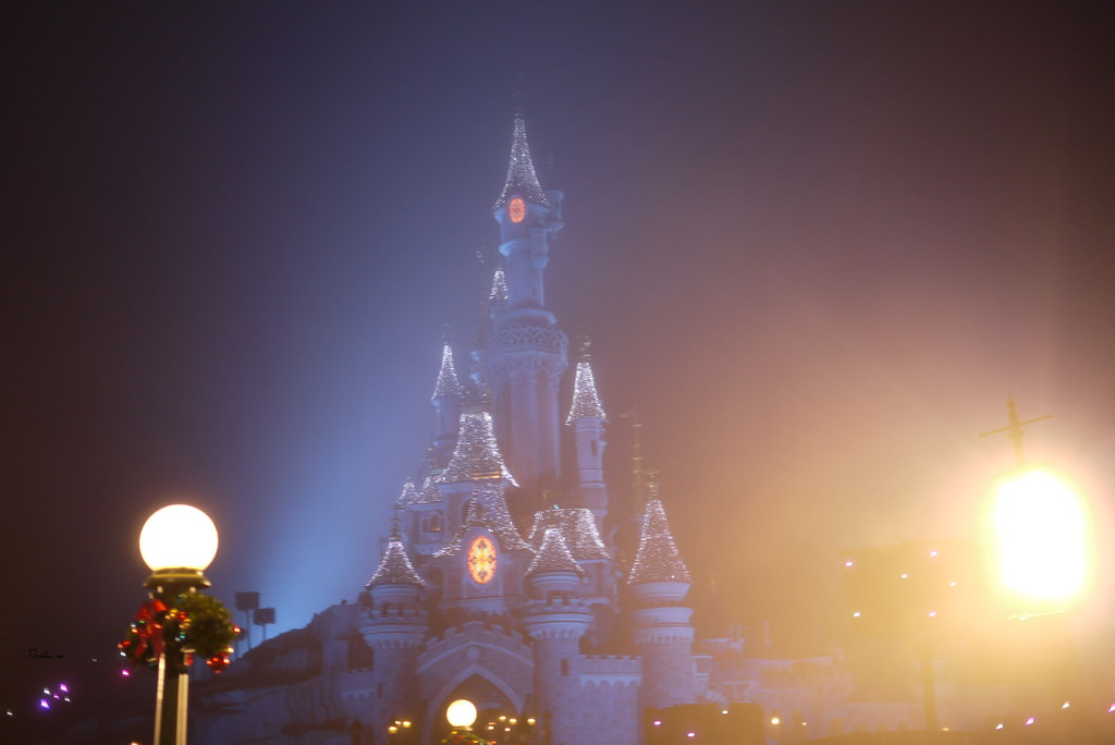disneylandparis noel 2014