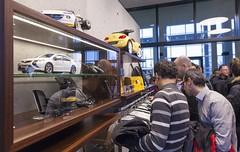 der neue opel-shop im adam opel haus rüsselsheim | www.opel-… | flickr