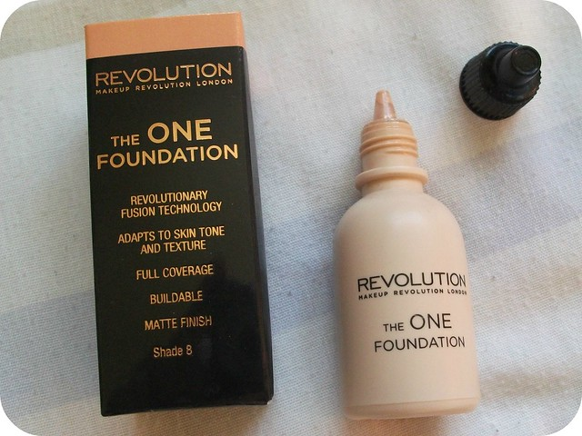 The One Foundation Makeup Rev