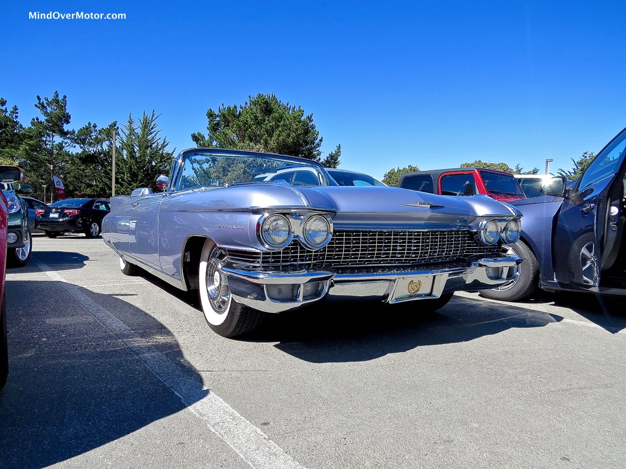 1960 Cadillac Front Right