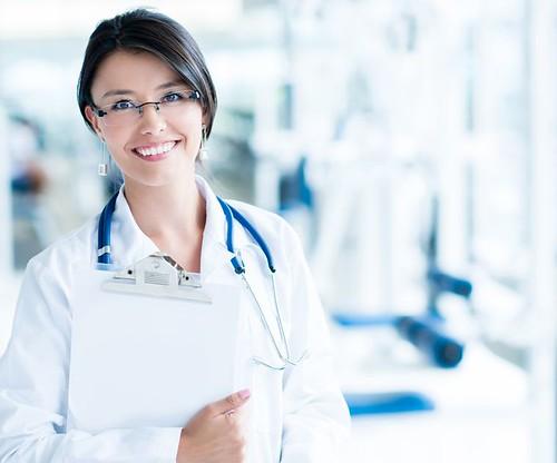 bodycare, clinic, clipboard, doc, doctor, female,