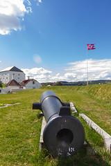 Trondheim - Kristiansten Festning