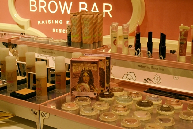 Bloggerevent Karlsruhe Benefit Brow bar (7)