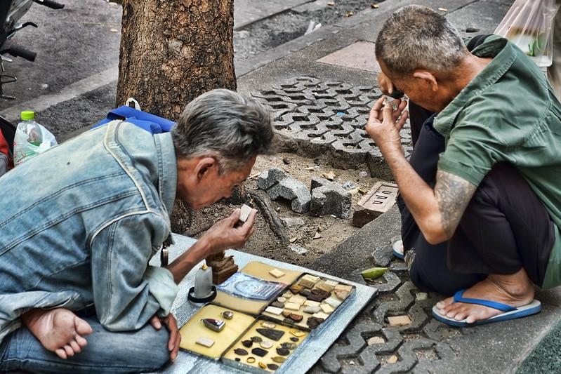 Examining the Amulets