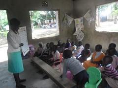 Ket Wangi old classroom