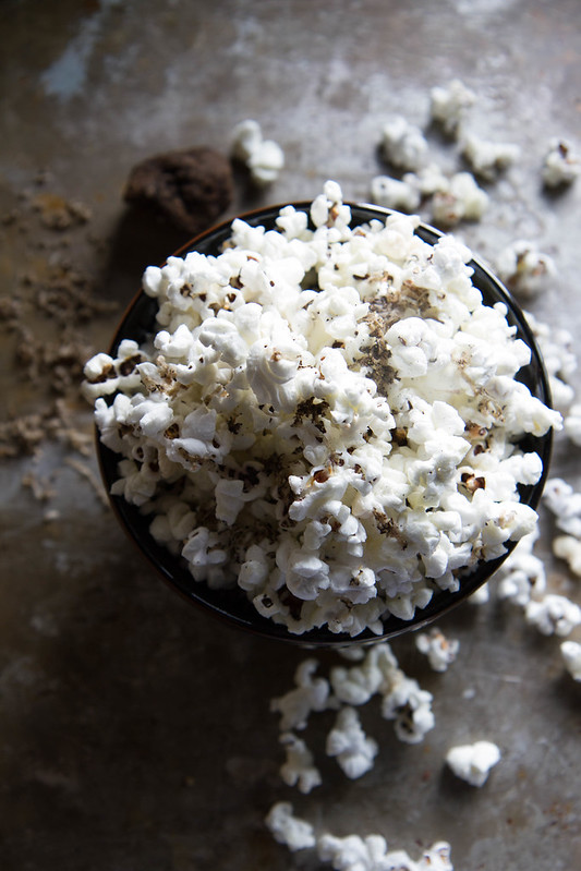 Black Truffle Popcorn