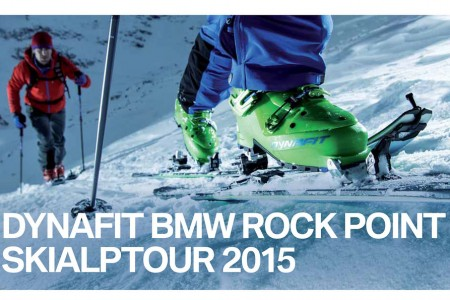 Dynafit BMW Rock Point Skialptour 2015