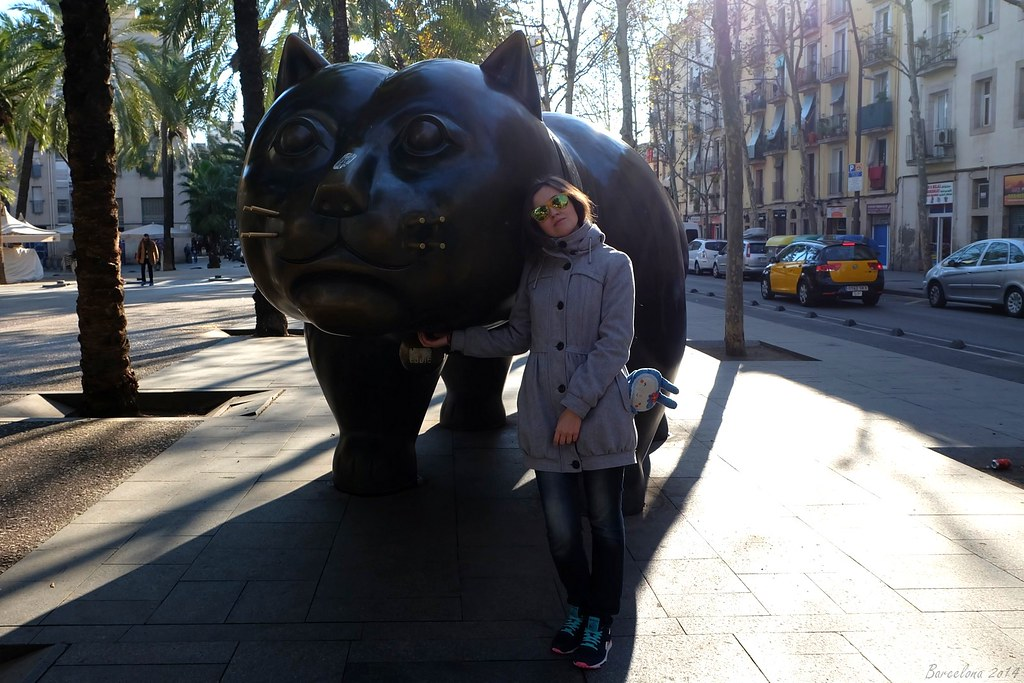 Barcelona day_3, Rambla del Raval