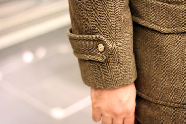 Goldstream Peacoat - Thread Theory
