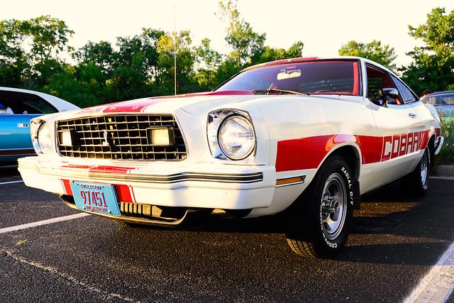 1976-78 Mustang Cobra II