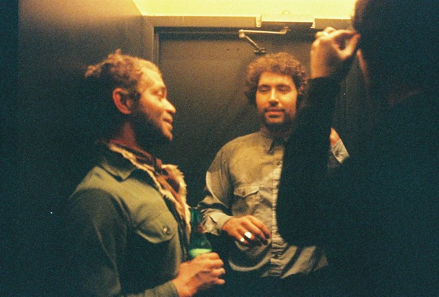 Backstage with Allah-Las, Sneak Peak of our Shoot