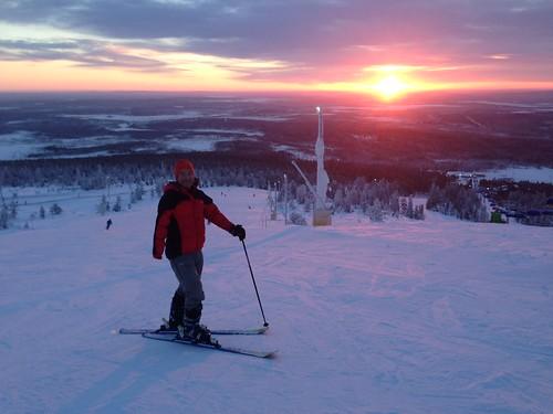 finland lapland levi andrewwalker